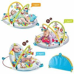 Gymotion Activity Centers Lay To Sit-Up Play Mat Infant Toy