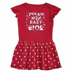 Inktastic Happy New Year 2019 Infant Dress Years Party Celeb