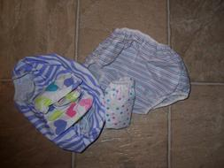 Gerber hard to Find cloth diaper covers lot New size 12-18 m