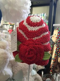 Holiday Infant Hat 6-12 Months NWT