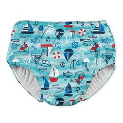 i play boys baby snap reusable absorbent