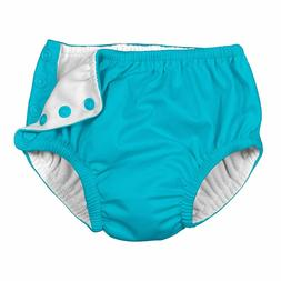 i play. Snap Reusable Swimsuit Diaper, Size: 12 / 18 / 24 Mo