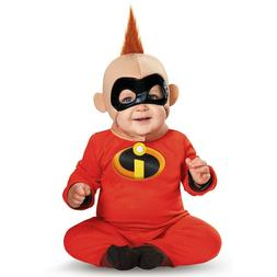 Incredibles 2 Jack Jack Baby Costume Infant 6-12-18 Month Di