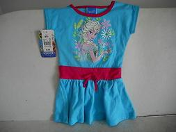 "Infant Girls Disney Frozen ""Elsa""  Dress - 12 months - NWT"