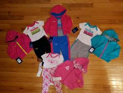 Infant NIKE Outfits Girl Size 3-6 Months HUGE LOT 12 ITEMS N