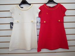 Infant, Toddler, & Girls Nautica $36.50-$38.50 Red or Natura