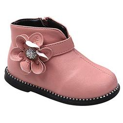 Infant Toddler Baby Girls Martin Boots Snow Boots Shoes Kids