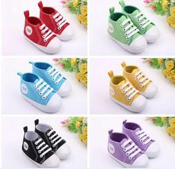 infant toddler sneakers baby boys girls soft
