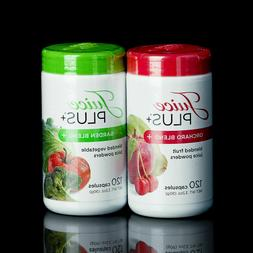 JUICE PLUS FRUIT & VEGETABLE. 2 Bottles. 2 Month Supply. Exp
