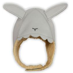 DONSJE Kapi Leather Hat - Sheep NWT $98 Size 1-3 years/12-36