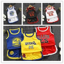 Kids Baby Boys Outfits Clothes Toddler Boy Summer Clothing T