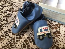 Kids Boys Robeez Ice cream Truck 6-12 Months Shoes NIB