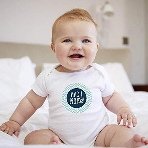 16 Blue Boy Milestone 12 Monthly Photo For Infant New Birth Month Belly Decals, Best