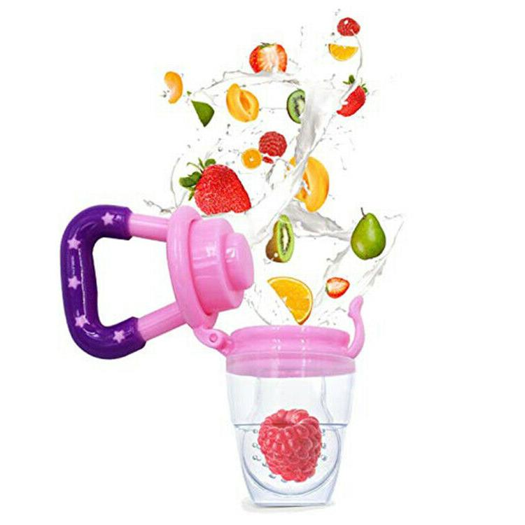 US Pacifier Fruits Feeder,