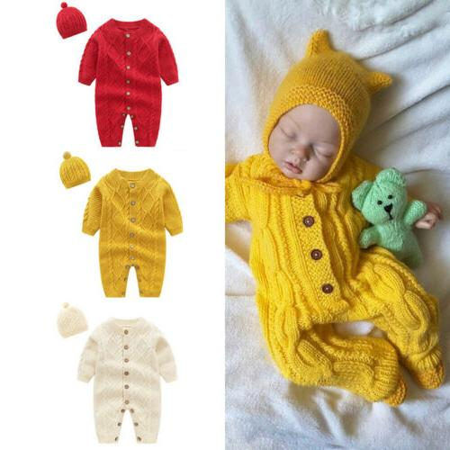 2PCS Boy Winter Sweater Outfit
