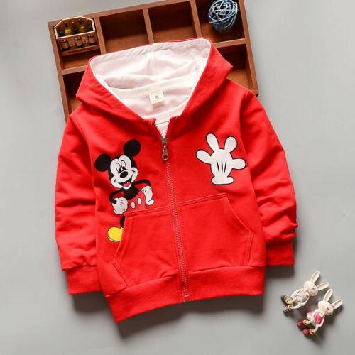 3pcs toddler boys coat+T shirt