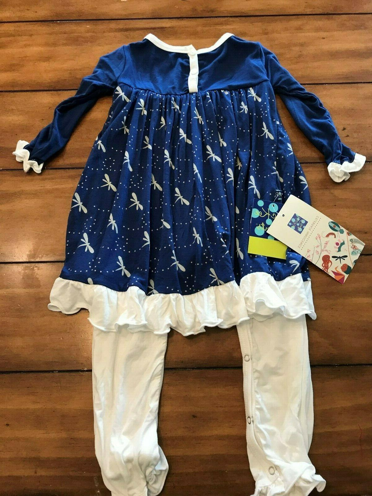 4pc Toddler Girl Swing 12-18