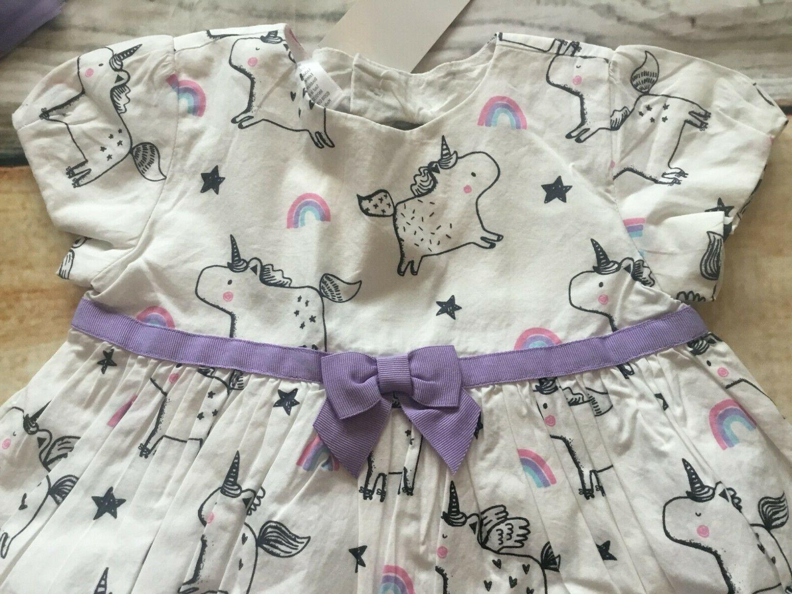 Gymboree & Sparkles Unicorn Dress NWT Outlet