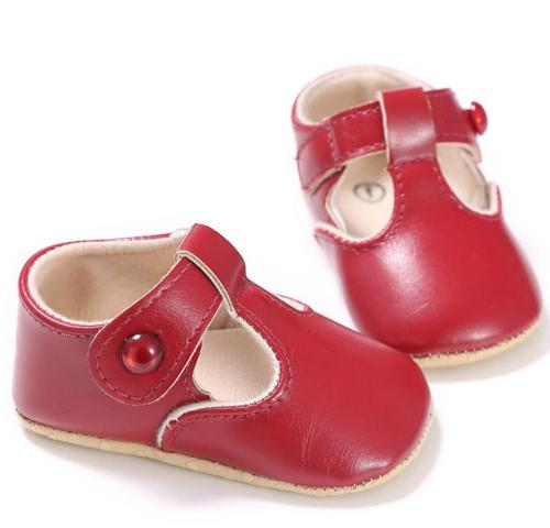 6 12months cute baby girls shoes princess