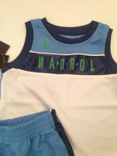 Nike Boy Jersey Set Shorts 12 18 Months
