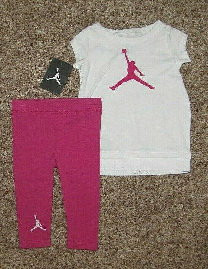 air jumpman girl set shirt pants 12