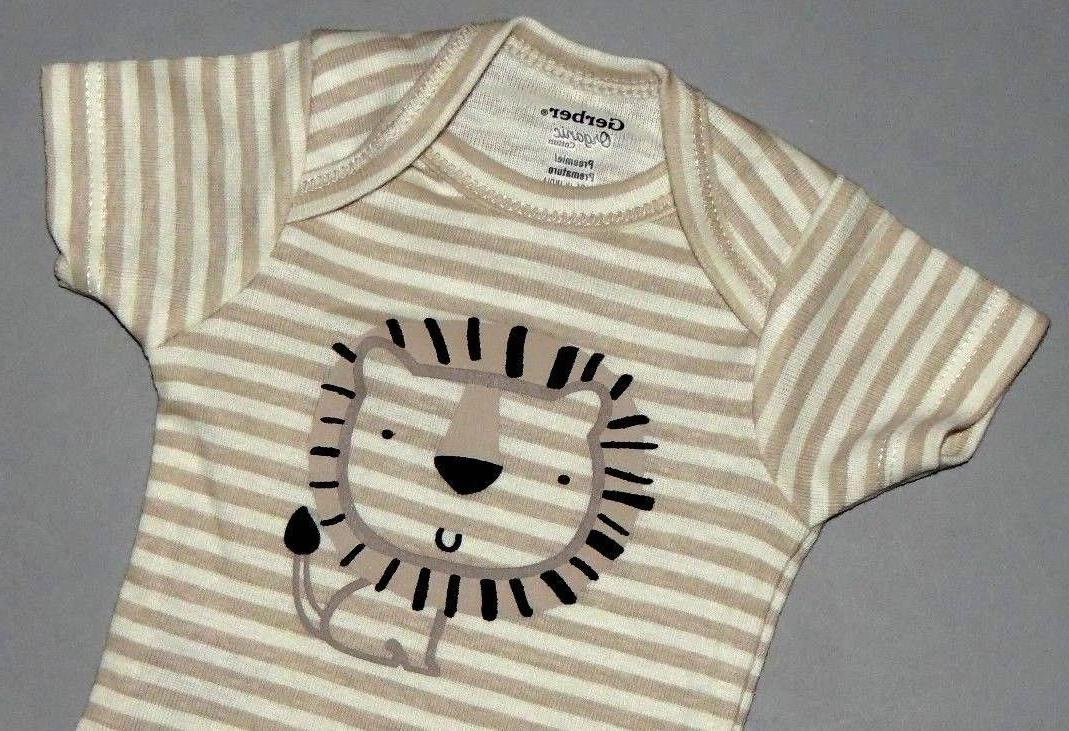 Baby boy clothes, months, Organic 6 bodysuits/SEE DETAILS ON