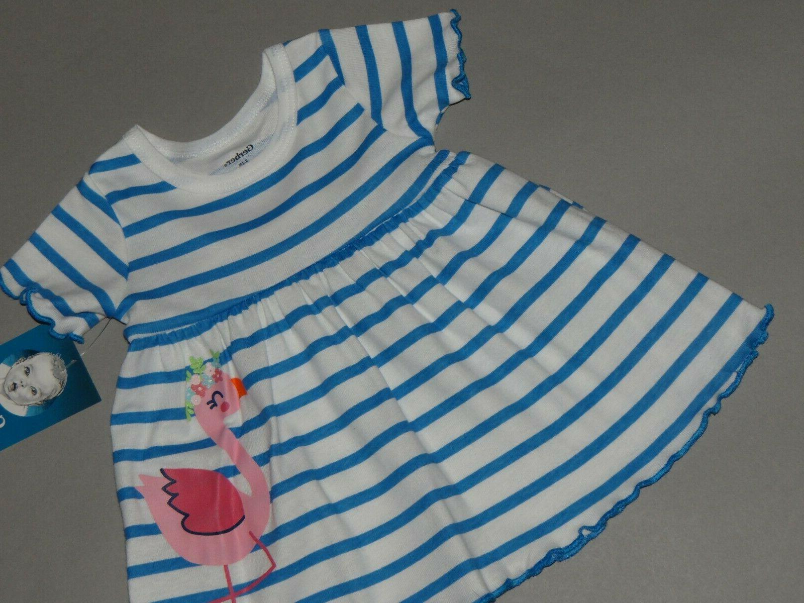 Baby clothes, 12 months, Gerber 3 set/New ON SIZE
