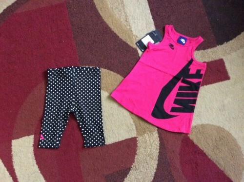Baby Girl Legging Outfit Months
