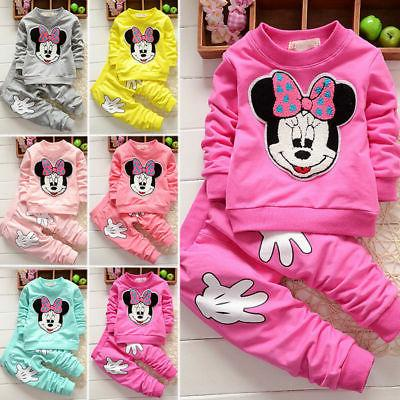 baby girl minnie mouse long sleeve tops