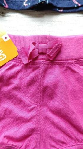 Gymboree girl 6-12 months pink NWT