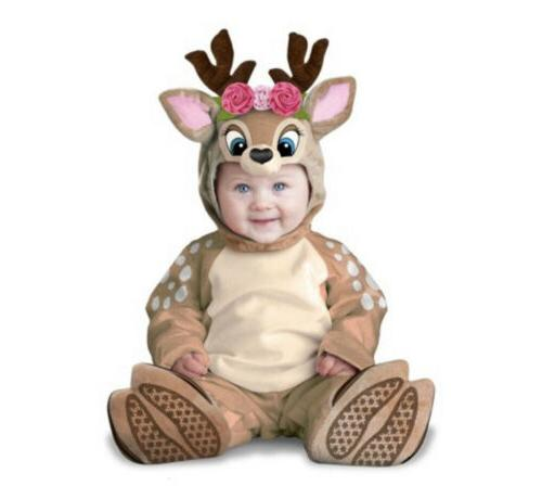 baby girl s lil deer halloween dress