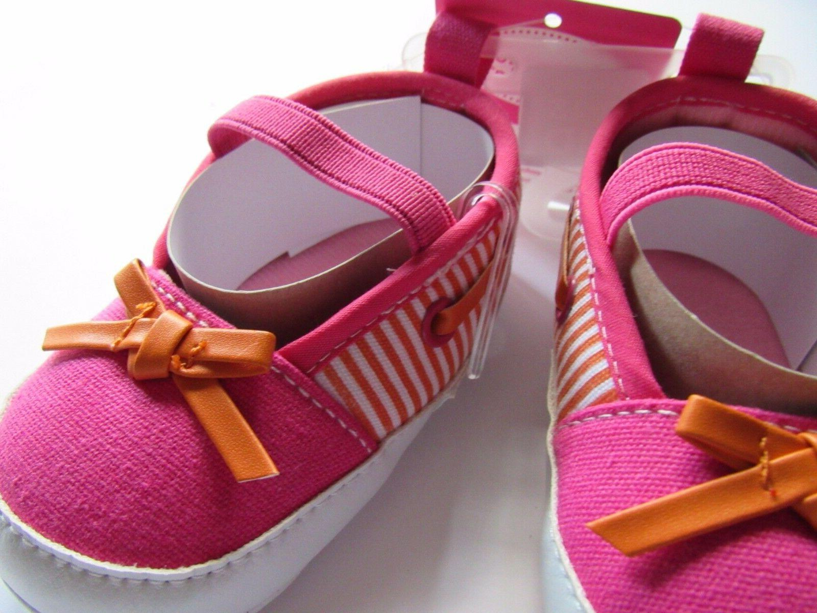 baby girl slip on baby bootie pink