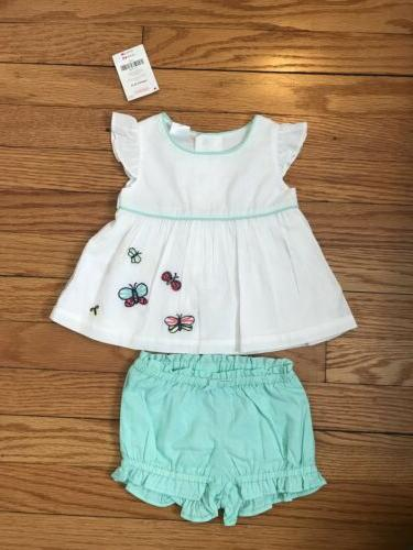 Baby Girl 9 And Months Gymboree NWT
