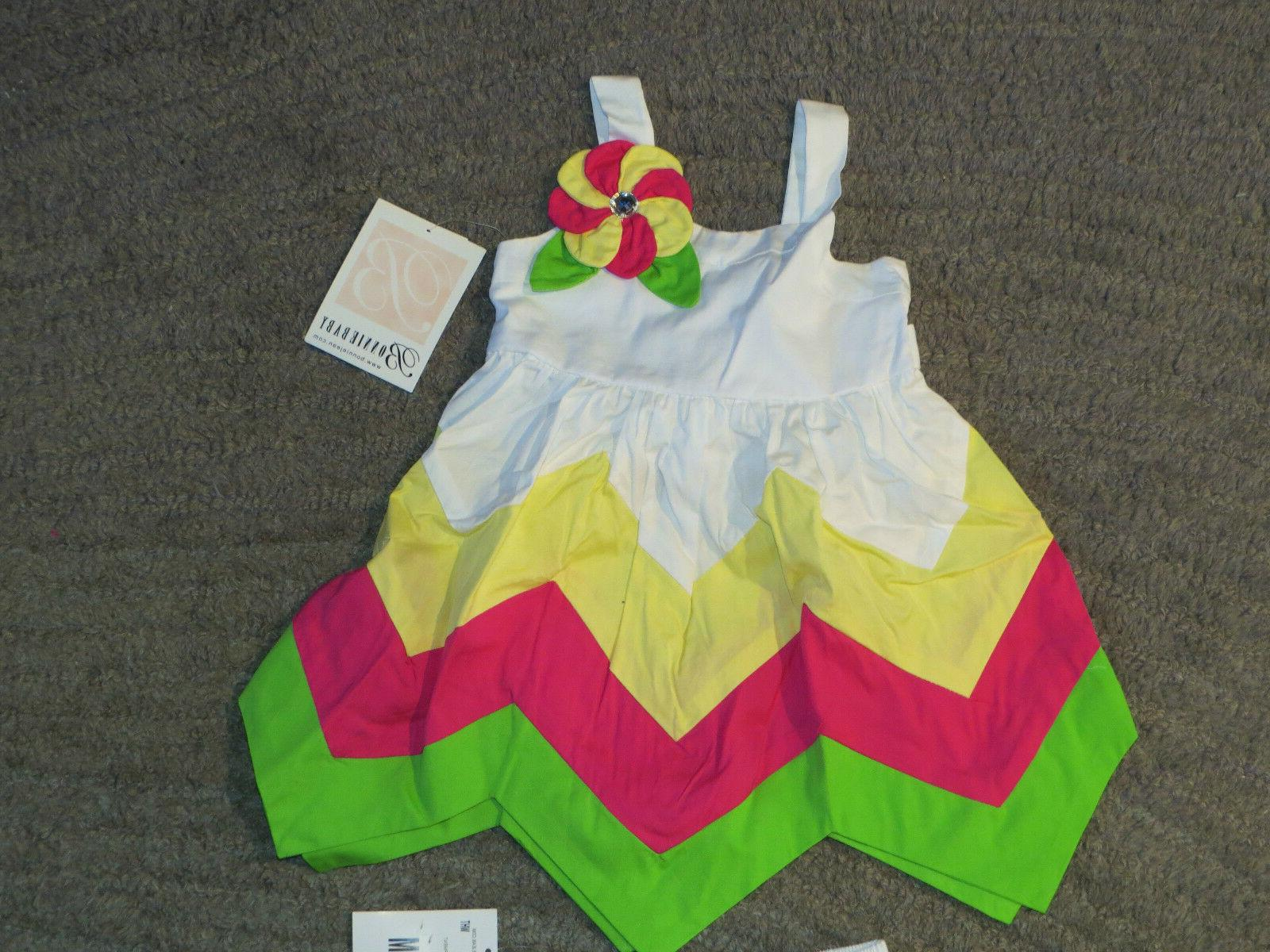 Bonnie 2 Outfit Size Months - NWT