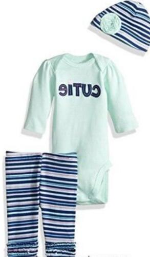 3-Piece Outfit Size Months New
