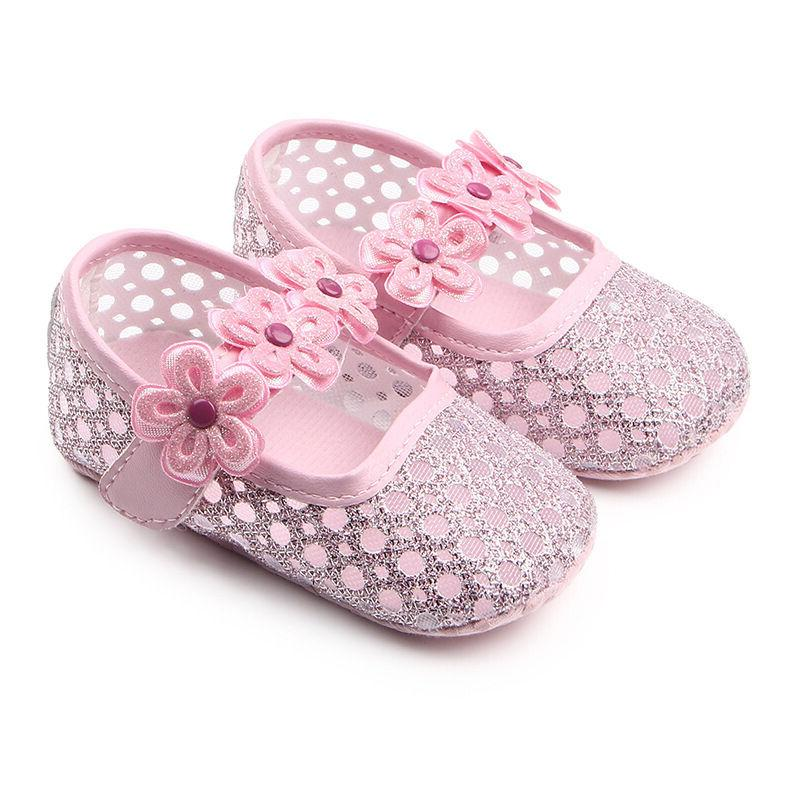 Baby Summer Shoes Crib Mary Jane