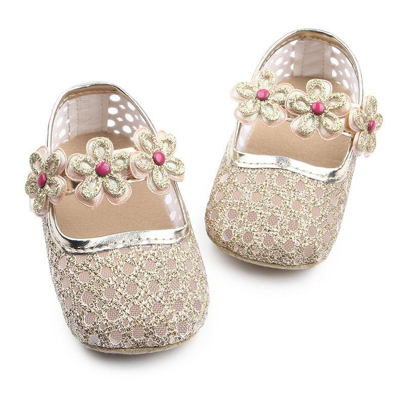 Baby Princess Summer Shoes First Mary Jane