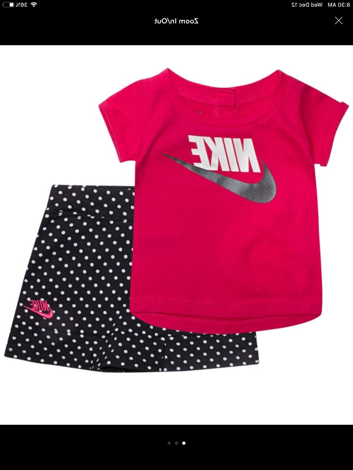 baby girls skorts outfits nwt 12 months