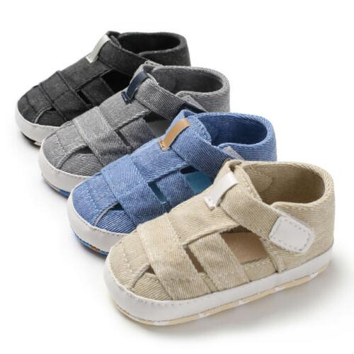 Baby Sole Shoes Boy Kid Sandals
