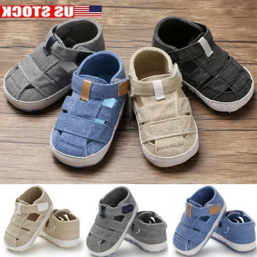 baby newborn soft crib sole leather shoes