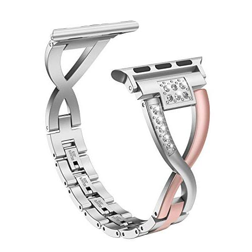bling compatible with apple watch bands 38mm