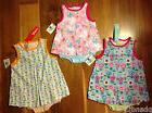 Zutano Brand Infant Toddler A-Line Jumper Dress 6mos 12mos 1