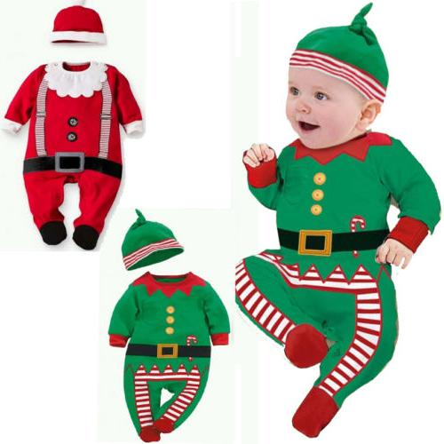 christmas newborn baby boys girl xmas clothes