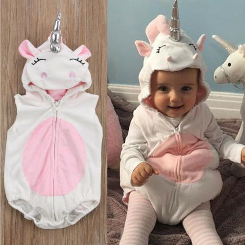 Cute Costume Kids Girls Jumpsuit Outfits Clothes