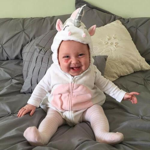 Cute Baby Costume Kids Girls Jumpsuit Outfits