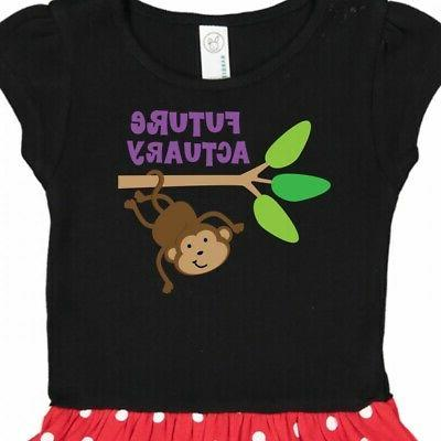 Inktastic Actuary Infant Dress