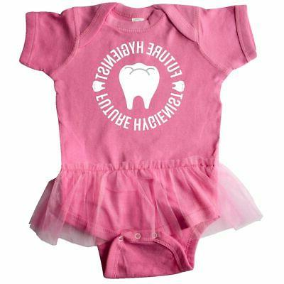 future dental hygienist childs job infant tutu