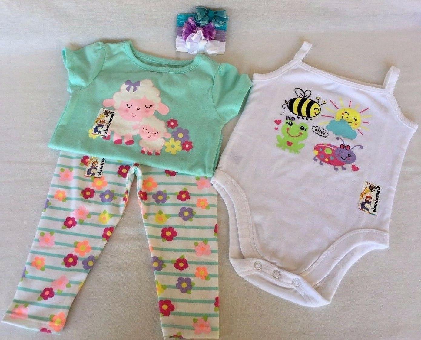 girls toddler outfits with matching headbands 12