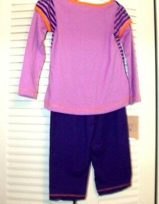 NIKE PIECE PURPLE/ORANGE ATHLETIC