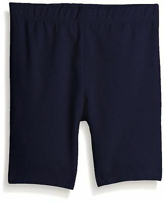 graduates girls bike short navy 12 months